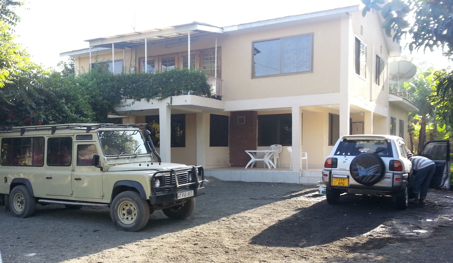 Baobab Volunteer Hostel